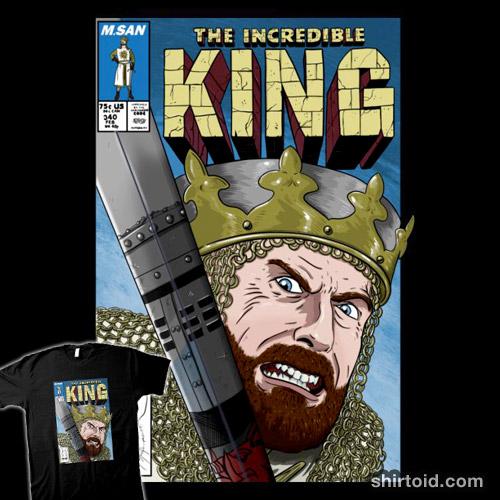 The Incredible King