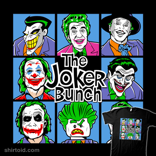 The Joker Bunch