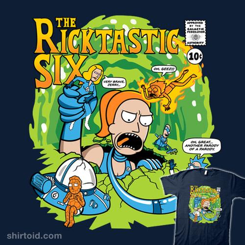 The Ricktastic 6