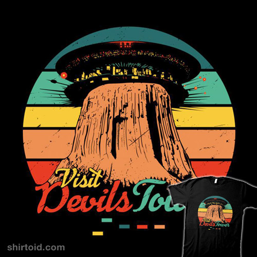 Visit Devils Tower