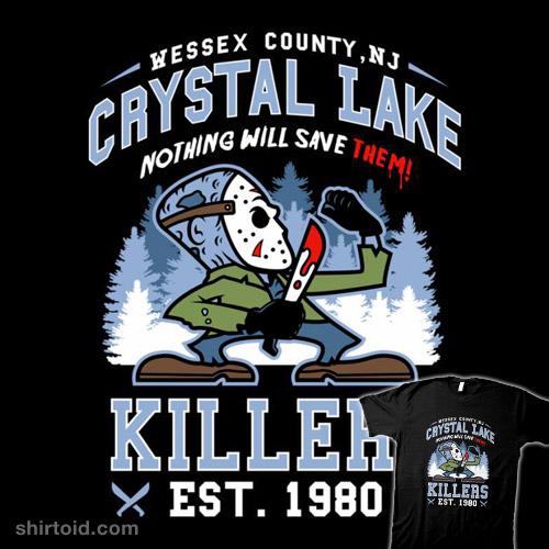 Crystal Lake Killers