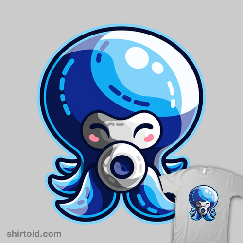 Cute Blue Octorok
