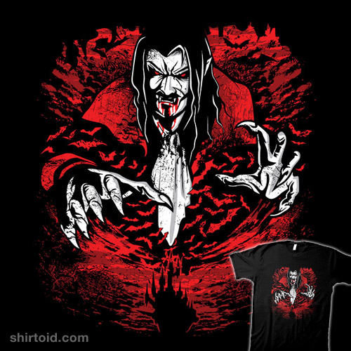 Dracula of the Night (variant)