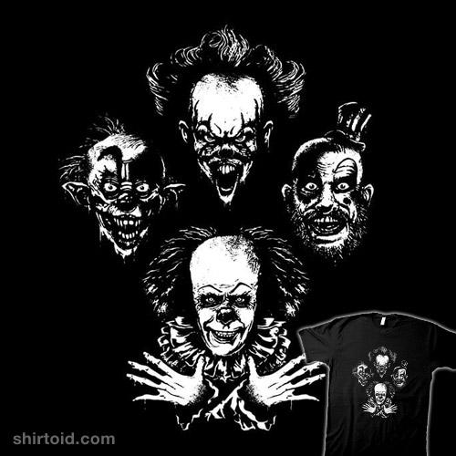 Evil Clown Rhapsody