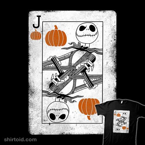 Jack of Pumpkins