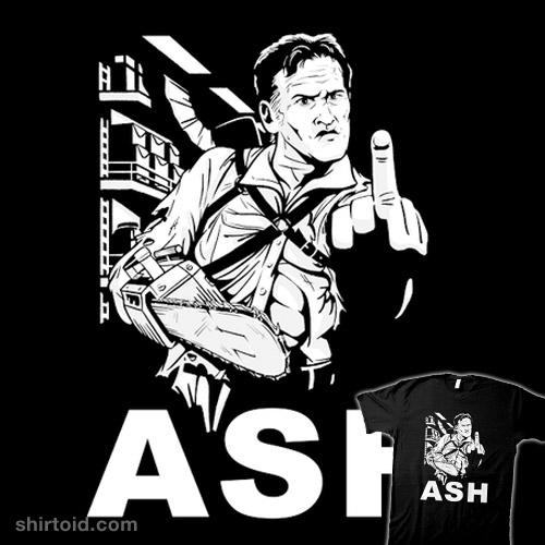 Johnny Ash