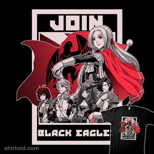 Join Black Eagles