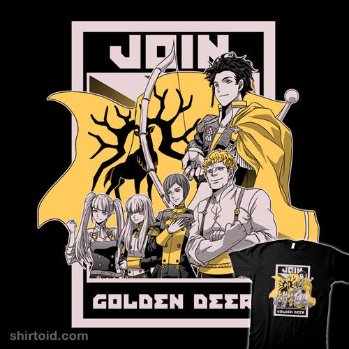 Join Golden Deer
