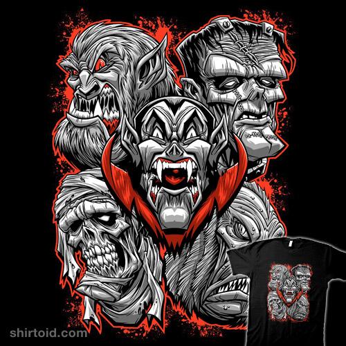 Legacy Monsters
