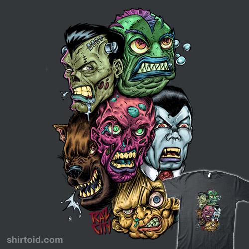 Monster Mania!