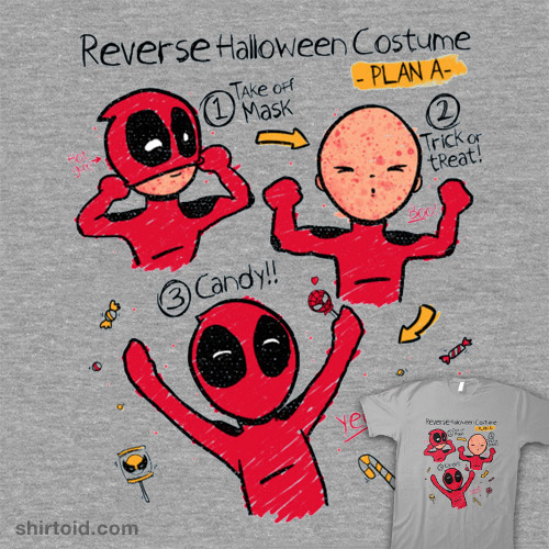 Reverse Costume