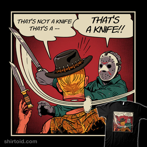 That's a Knife!!