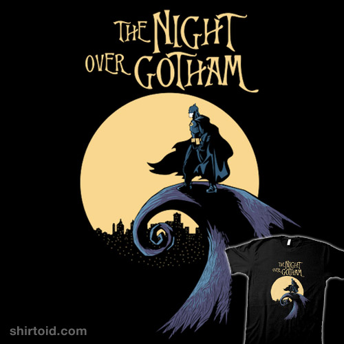 The Night Over Gotham