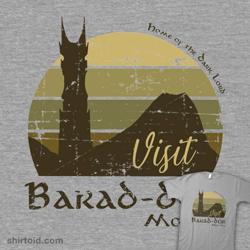 Visit Barad-dûr
