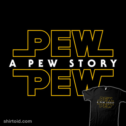 A Pew Story