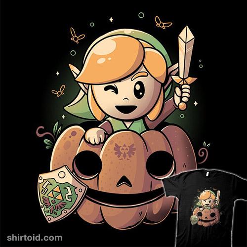 Awakening Pumpkin