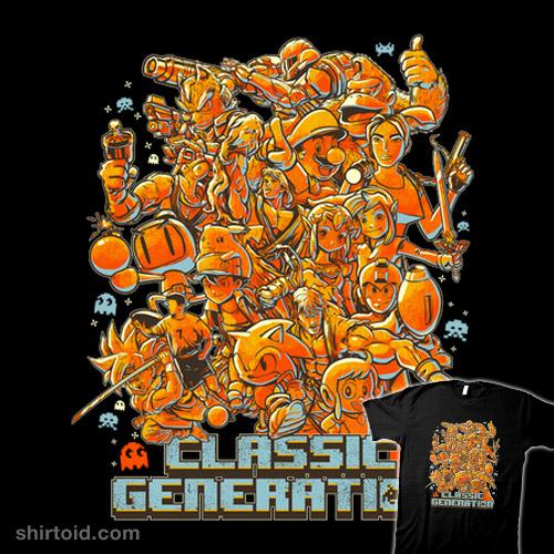 Classic Generation