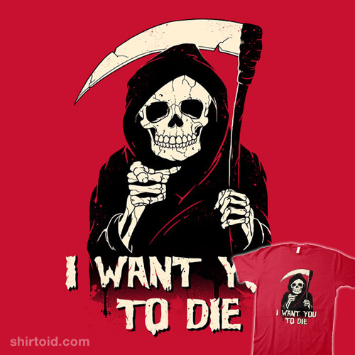 Death Chose You!