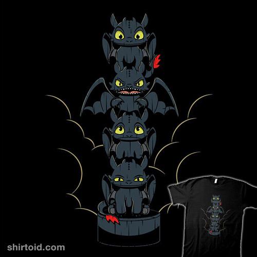 Dragon Mood Totem