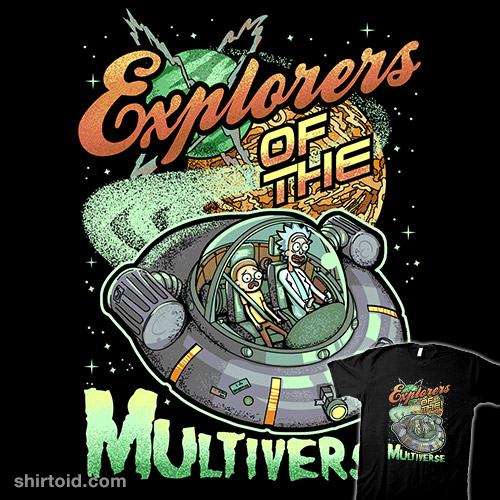 Explorers of the Multiverse