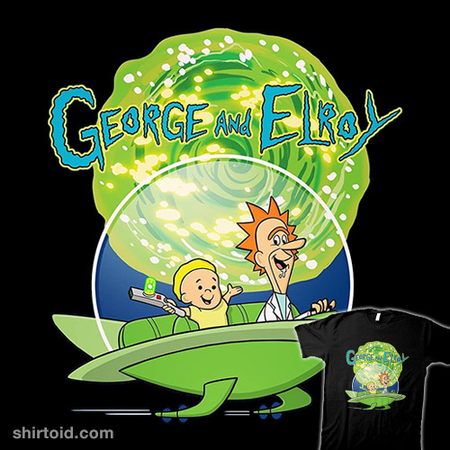 George and Elroy Space Travel