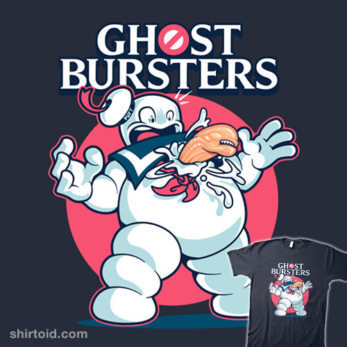 Ghost Bursters