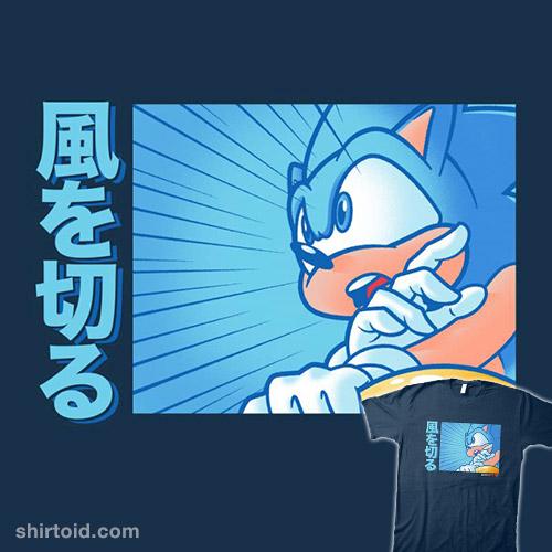 Go, Sonic Racer, Go!