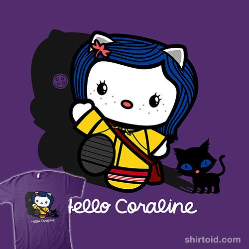Hello Coraline