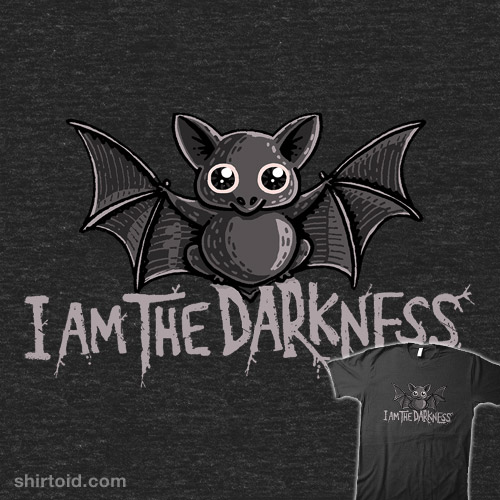 I AM THE DARKNESS