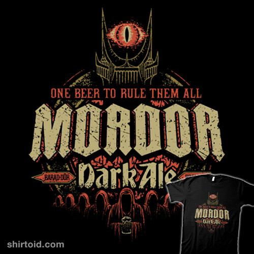 Mordor Dark Ale