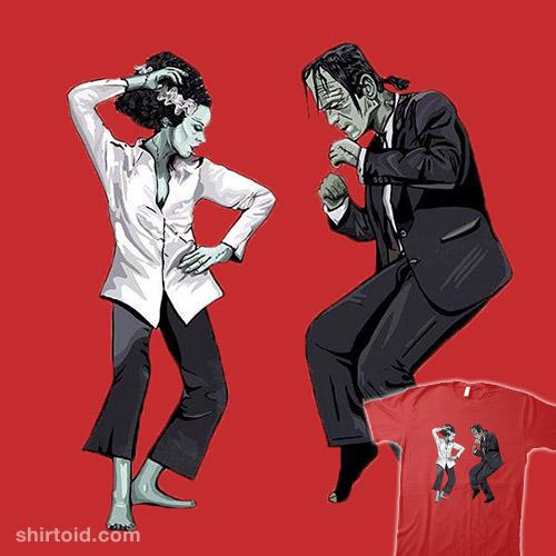 Pulp Frankenstein