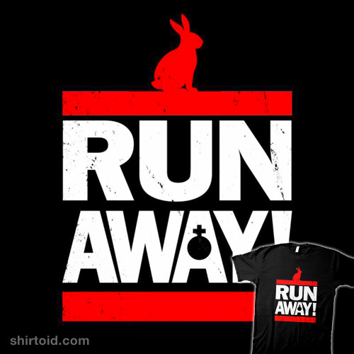 Run Away From The Rabbit