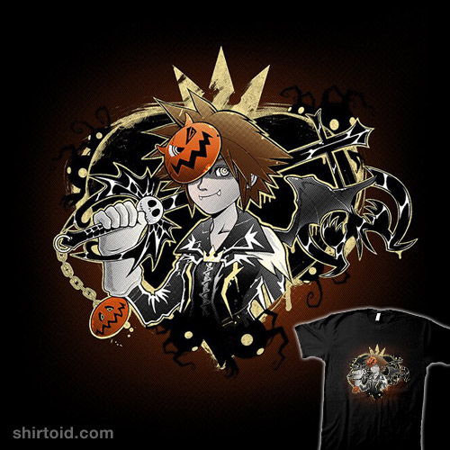 Nightmare Before Christmas Sora.Sora S Nightmare Shirtoid