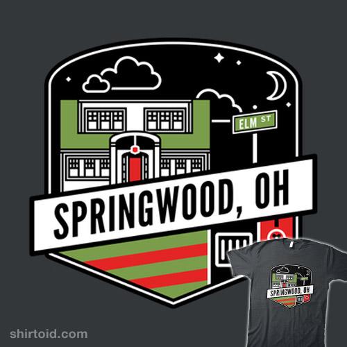 Springwood, Ohio 1984