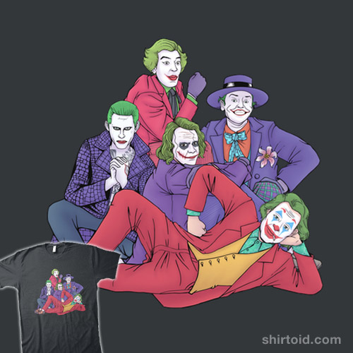The Laughing Clown Club