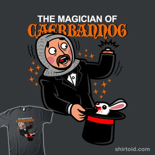 The Magician of Caerbannog