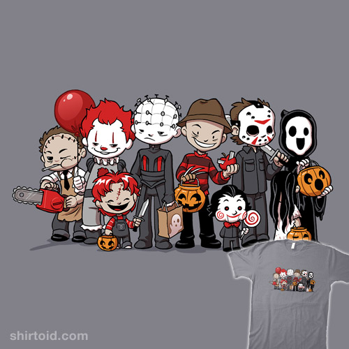 Trick or Treat of Horror