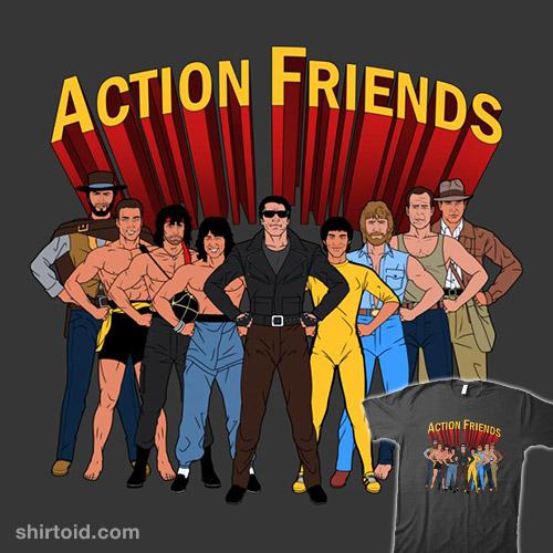 Action Friends