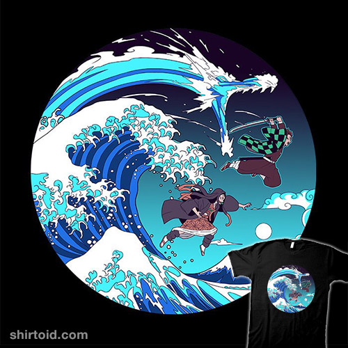 Breath of the Great Wave