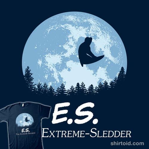 E.S., The Extreme-Sledder