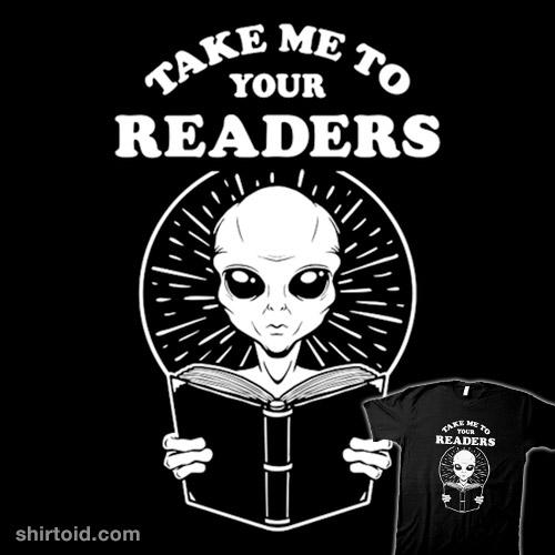 Earth Readers