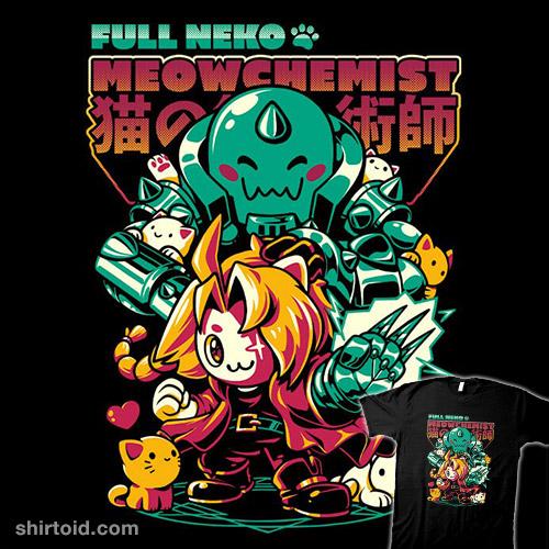 Full Neko Meowchemist
