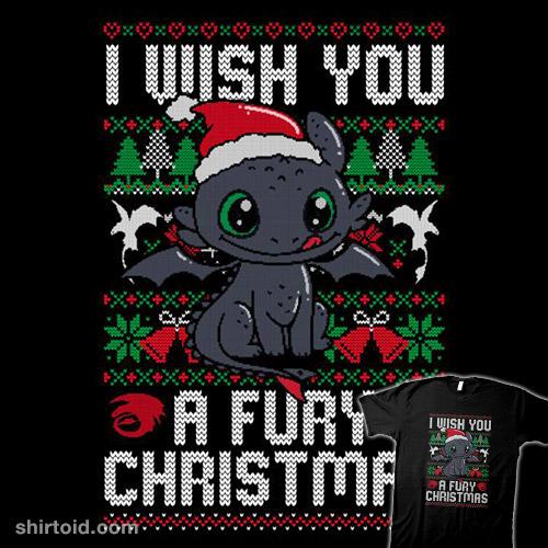 Fury Christmas