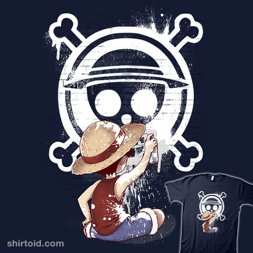Graff Luffy