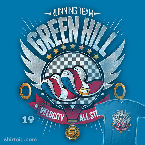 Green Hill Running Team