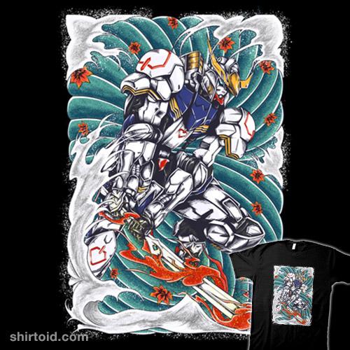 Gundam Barbatos Wave