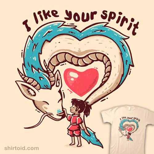 I Like Your Spirit