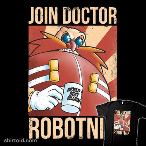 Join Doctor Robotnik