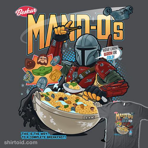 Mand-O's