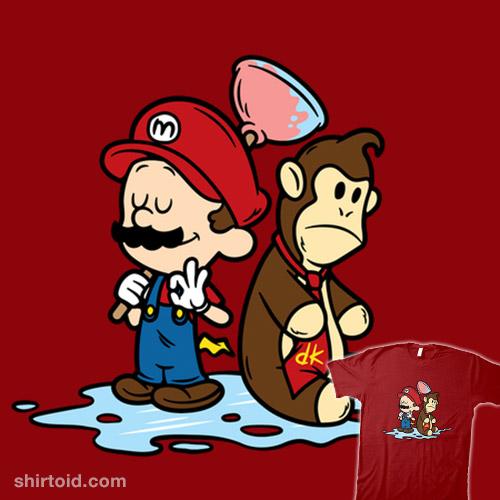 Mario and Kong